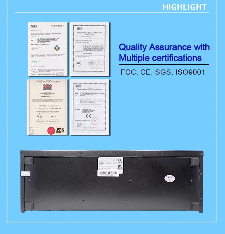 High Quality switch 8