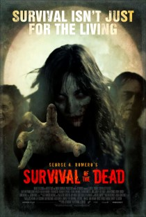 Survival of the Dead Horror Hulu Movie Film Classic Decorative Kraft Poster Canvas Painting Wall Sticker Home Decor Gift image