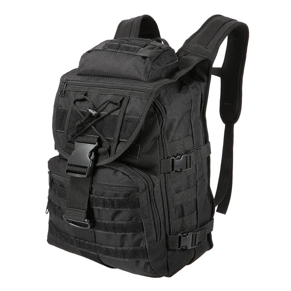 Lixada 40L En Plein Air sac à dos d'escalade Tactique sac à dos militaire sac à dos de randonnée Sport Voyage Randonnée Camping sac d'armée Sac À Dos