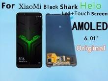 """6.01 """"Dành Cho Xiaomi BlackShark Helo MÀN HÌNH hiển thị LCD + Tặng Bộ số hóa cảm ứng BlackShark Helo Màn hình cá mập Đen Helo Màn hình hiển thị"""