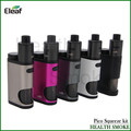 NUEVA Original Eleaf Pico Squeeze Caja Vape Mod 50 W Sutiabe para Coral Tanque Atomizador Starter Kit Eleaf Pico Squeeze kit