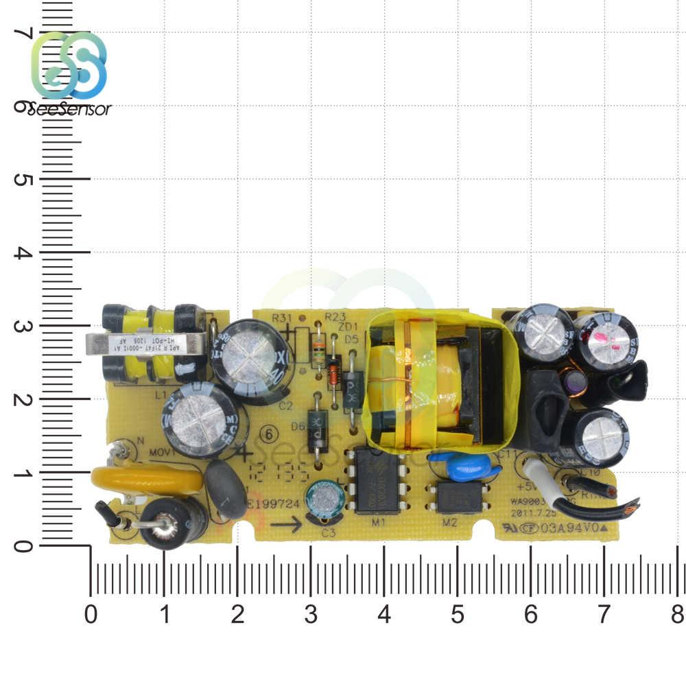 AC-DC ca 100 V-240 V à cc 5V 2A/2.5A 12V 1A commutateur de Module d'alimentation à découpage surtension Protection contre les courts-circuits de surintensité