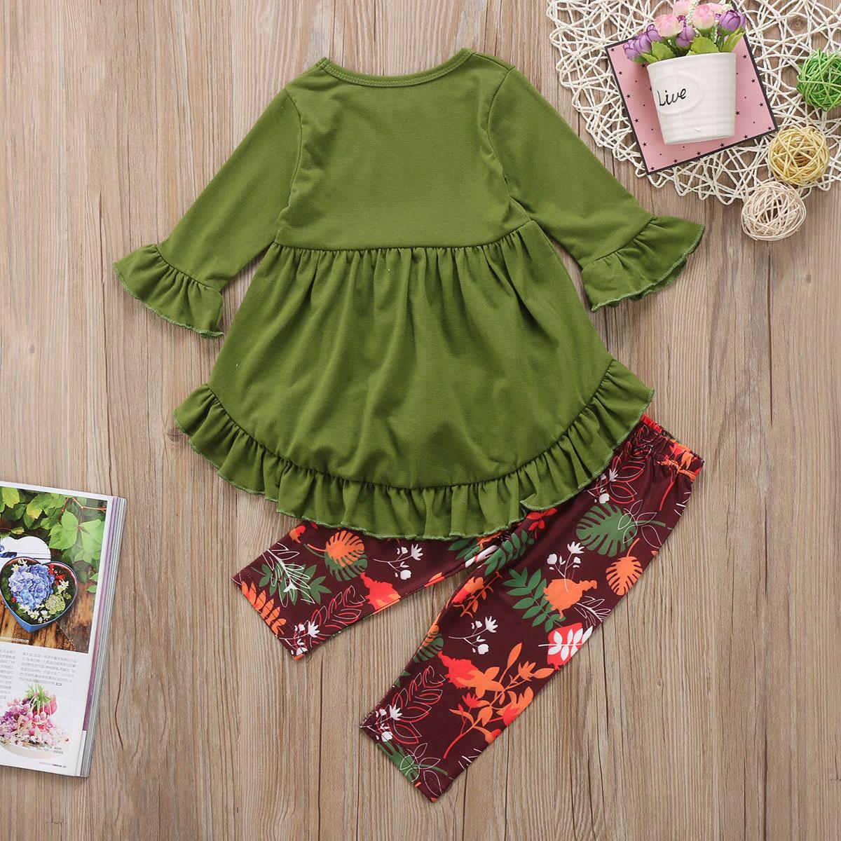 Kleinkind Mädchen Kleidung Sets 2017 Herbst Winter Kinder Mädchen ...