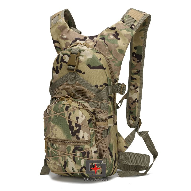 CP Camo Tactical Backpack High Quality Nylon Camping Hiking Backpack Outdoor Mochila Sport bag Military Equipment