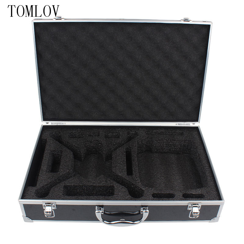 TOMLOV Portable Carrying Case Bag Organizer For Hubsan X4 H501S RC FPV Quadcopter HOT Sell high quality protect drone new nylon backpack carrying bag case for yuneec typhoon q500 rc quadcopter