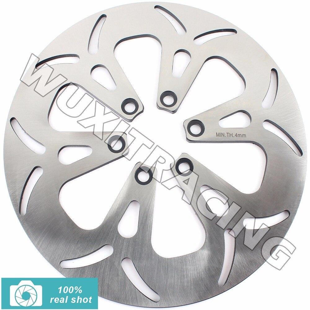 BIKINGBOY Front Brake Disc Rotor Brake Disc for SUZUKI VS800 GL-N P R S T V W X Y K1-K4 Intruder 1992-2004 VS 1400 GLP Intruder