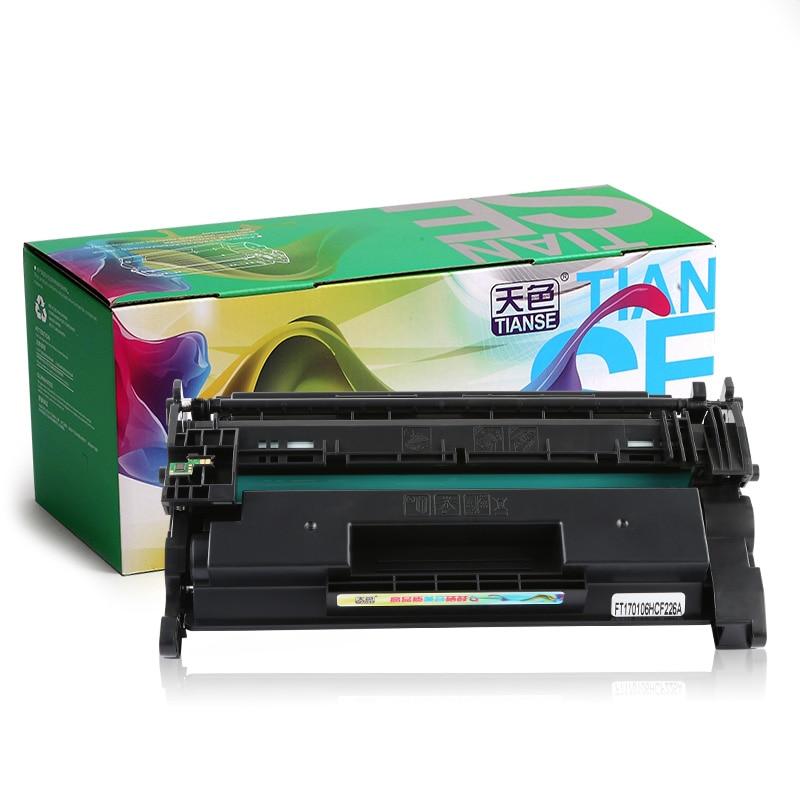 for CF226A black toner cartridge 226A compatible HP Laserjet Pro M402n M402d M402dn M402dw MFP M426fdn M426fdw M426dw printer