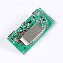 USB 5 В 2.1a 1A мобильный Запасные Аккумуляторы для телефонов Зарядное устройство печатной платы Boost Step Up Совета цифровой светодиодный Дисплей для 18650 Батарея