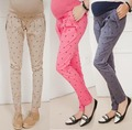 Maternity Pants trousers plus Size High Waisted Belly Pants For Pregnant Woman Clothes spring Autumn MATERN CLOTHING