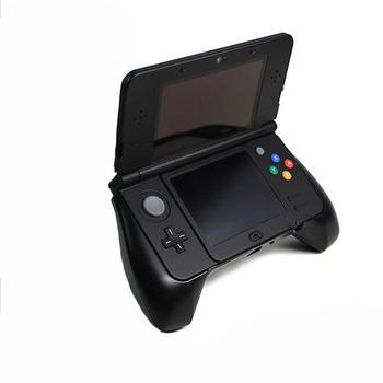 Joypad uchwyt wspornika uchwyt ściskacz ochronny pokrowiec na konsolę Nintendo NEW 3DS konsola do gier HandGrip stand tanie i dobre opinie KomoKe Nintendo 3DS Joypad Bracket Holder for Nintendo NEW 3DS Controller Gamepad HandGrip