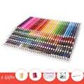 120/160 цветов  деревянные цветные карандаши  набор нетоксичных профессиональных художников  Масляные карандаши для школы  принадлежности для...