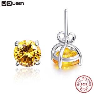 Women Natural Stone Earrings 1
