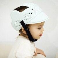 Kinderen Baby Beschermende Helm Bescherming Kids Jongens Anti-Shock Hoek Guard Cap Zachte Bescherming Veiligheid Hoed Peuter voor Walking