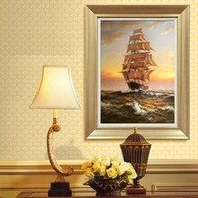 Canvas Print Ship Decoration