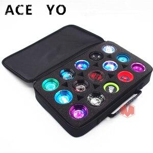 ACEYO yoyo сумка 15 отверстий йо-йо пакет для приема Профессиональный Йо-Йо коллекторы сумка Аксессуары для йо-йо сумка