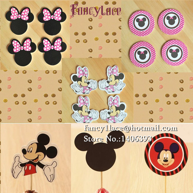 Exelent Minnie Mouse Birthday Wall Decor Embellishment - Wall Art ...