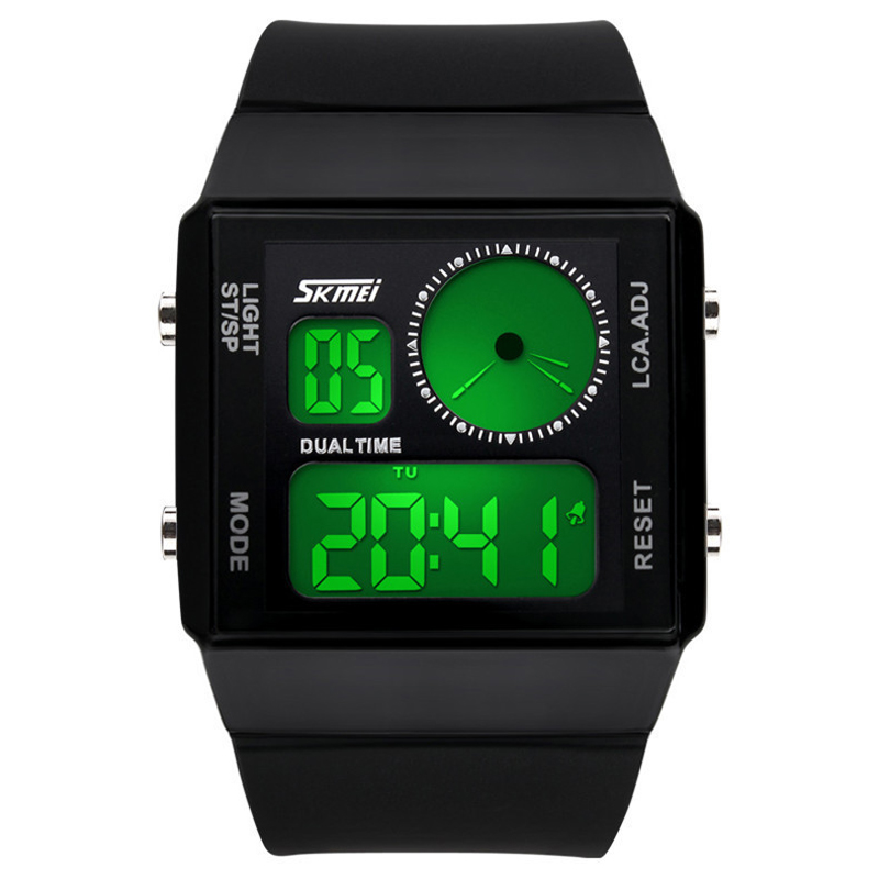 SKMEI S Shock font b Men b font Quartz Digital Watch font b Men b font