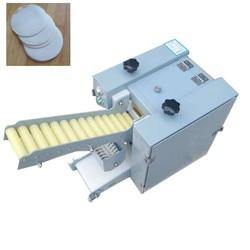 Najnowszy komercyjne wykorzystanie 110 v/220 v ze stali nierdzewnej automatyczne kluski gyoza skóry maszyna/maszyna do wyrobu ciasta na pierogi w Waflownice od AGD na