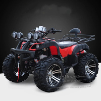 Outdoor Fun Sports Quad Amusement Park Games Adults Drive Buggy Sand Beach Car Toy All Terrain Vehicle Racing ATV Ride On Cars