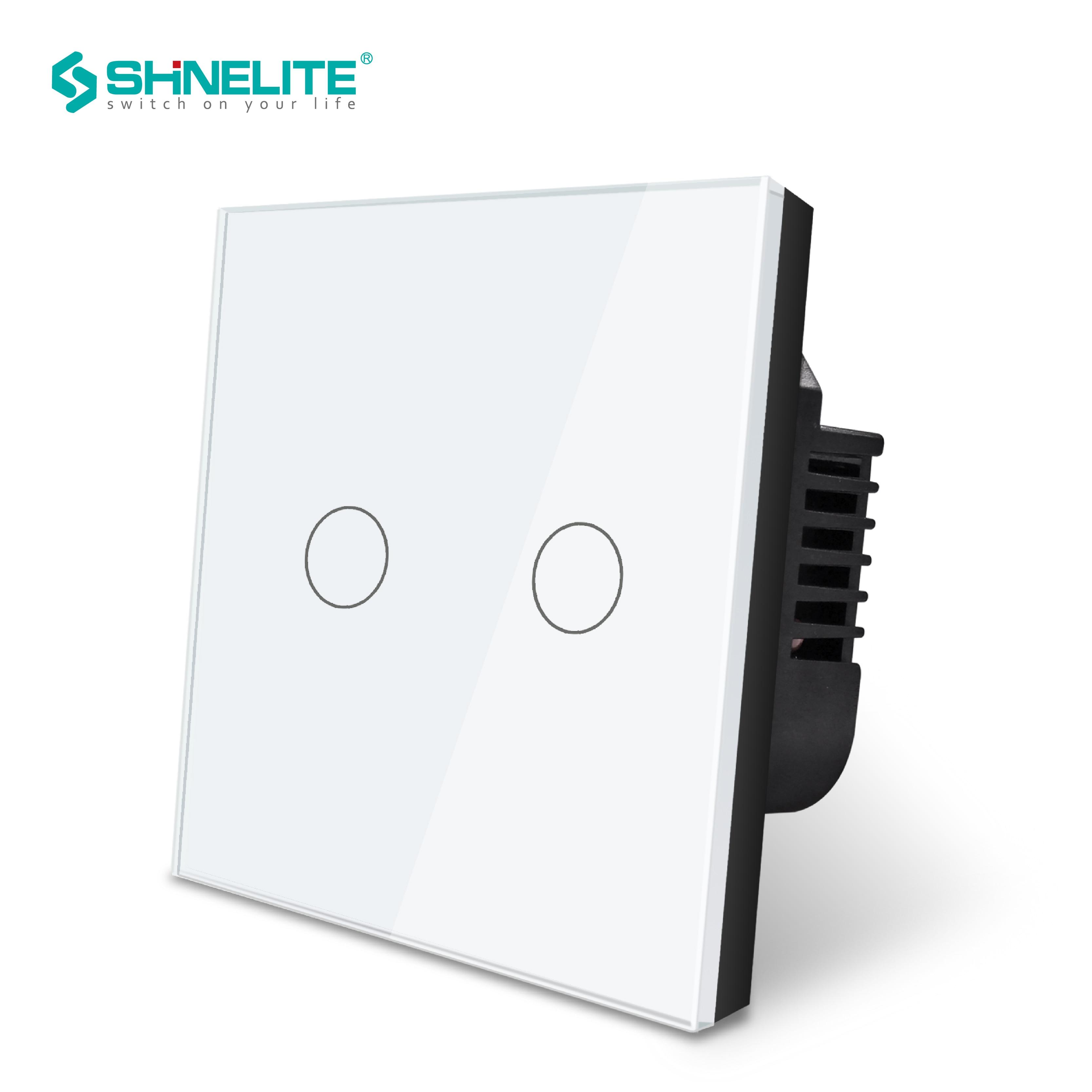 Eu Standard Wall Touch Switch  Interrupteur Mural For Led