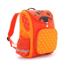 Primary school boys and girls decompression protection ridge 6-12 years old light weight loss backpack bag
