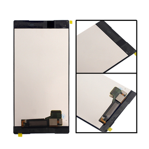 "Image 3 - Suitable for SONY Xperia Z5 Premium 5.5""LCD touch screen digitizer for Sony Xperia Z5P Z5 PLUS E6853 E6883 display plus frame"