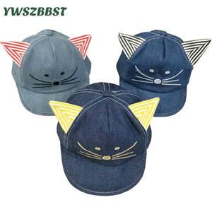 0c5bf3c6f10 YWSZBBST Sun Hats Summer Autumn Baby Kids Boy Hat for Girls