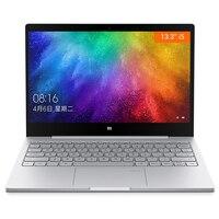 Xiaomi Mi ноутбук Air 13,3 Windows 10 Intel Core i7 8550U четырехъядерный 2,5 ГГц 8 Гб 256 ГБ датчик отпечатков пальцев Двойной Wi Fi type C ноутбук