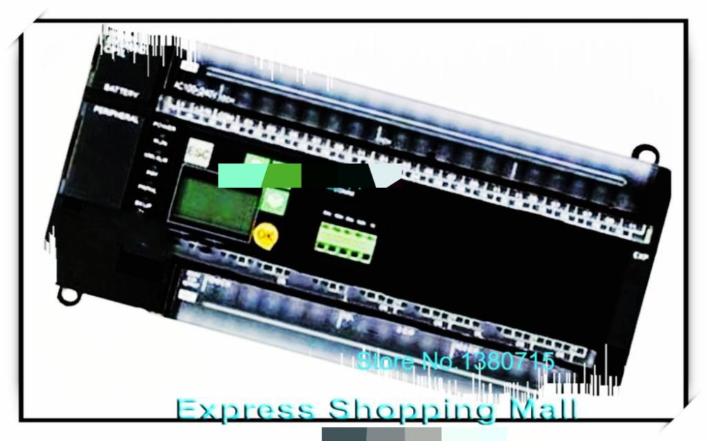 New Original CP1L-M60DT1-D PLC CPU 24DC input 36 point transistor output 24 point new original cp1l l10dt d plc cpu 24vdc input 6 point transistor output 4 point