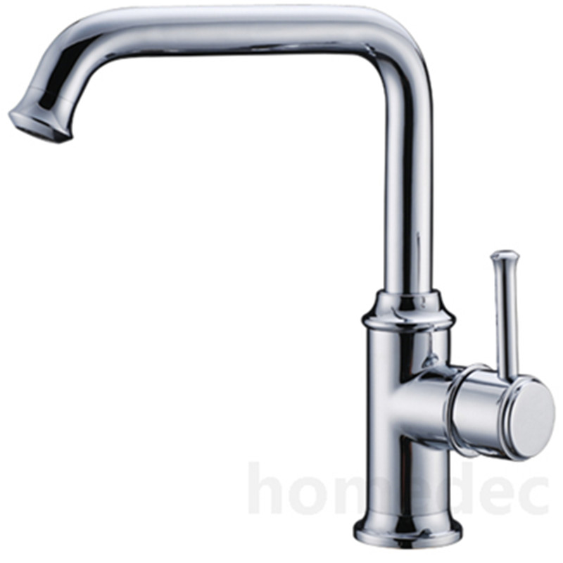 Kitchen Mixers Modern Kitchen Faucets Brass Chrome Plated Cold And Hot Kitchen Sink Mixer Torneira Cozinha chrome plated brass physical optics saccharimeter refract meter 0 80