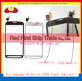 Original For Samsung Galaxy S4 Active i9295 Touch Screen Digitizer Sensor Front Glass Lens Gray and White