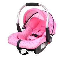 2016 New High Quality Infant Baby safety seat infant car seat send isofix belt Infant 's easy car seat