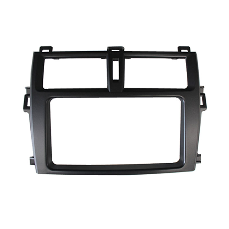 Free shipping-Car refitting DVD frame,DVD panel,Dash Kit,Fascia,Radio Frame,Audio frame for 2012 Toyota Verso,2DIN free shipping car refitting dvd frame dvd panel dash kit fascia radio frame audio frame for 2012 kia k3 2din chinese ca1016