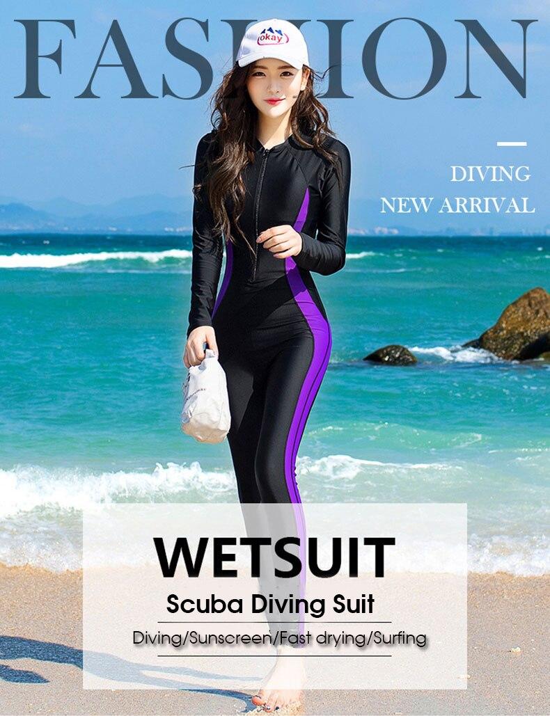 Women wetsuit 11c