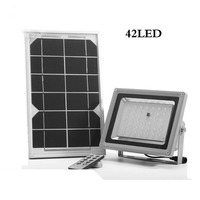 Solar energy lamp light outdoor household 42Led garden lamp indoor lamp
