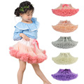 Girls pettiskirt  tutu skirt fluffy petticoat baby skirt children dance skirt ballet ball gown tutu petticoat kids clothing