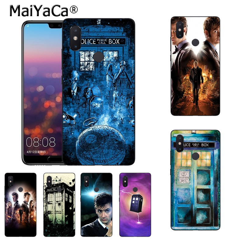 Phone Bags & Cases Half-wrapped Case Conscientious Maiyaca Doctor Who Special Offer Luxury Vertical Phone Case For Xiaomi Mi 8se 6 Note2 Note3 Redmi 5 Plus Note5 Cover Jade White