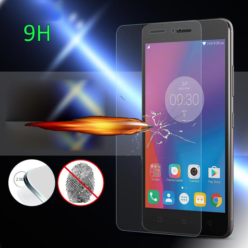 Tempered Glass Screen Protector Film Foil For Lenovo K6 Note K8 K3 K5 Note  P70 A536 A2010 A7010 Vibe Shot Z90 Glass Protection-in Phone Screen