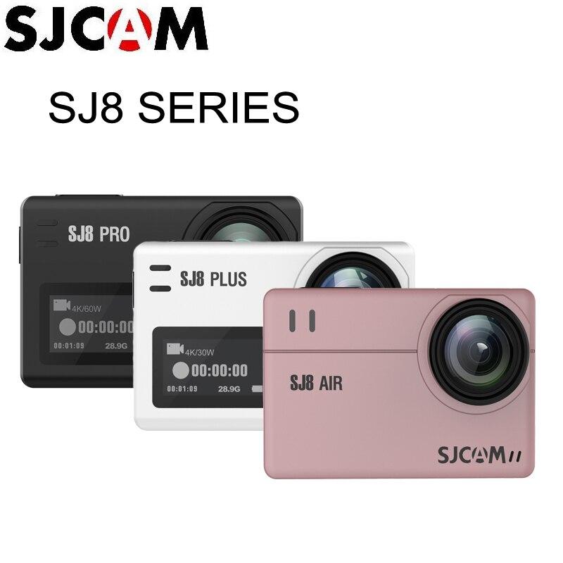 SJCAM SJ8 Series SJ8 Air SJ8 Plus SJ8 Pro 1290P 4K Action Camera WIFI Remote Control
