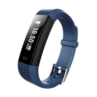 ID115 Smart Band Passometer Fitness Activity Tracker Heart Rate Monitor Sport Tester Health Smartband Id 115