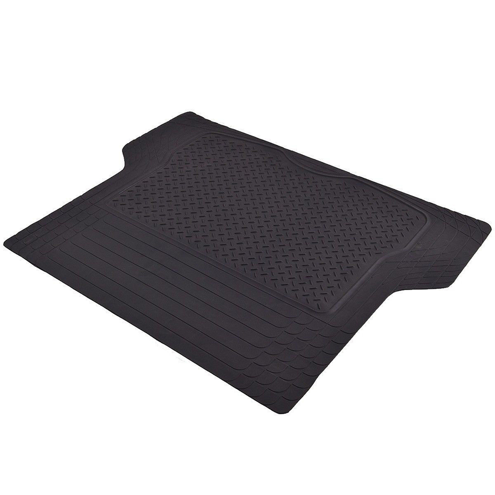 PVC Cargo Liner Trunk Mat Customized 139 112cm Universal Anti slip Waterproof Carpets Cargo Liner Mat