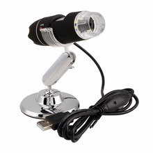 2 0MP 1000X 8LED USB Portable Digital Microscope Endoscope Zoom Camera Stand
