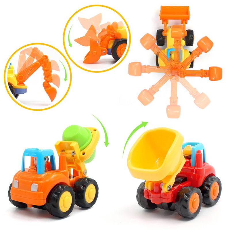 Cool Toy Trucks for Toddlers