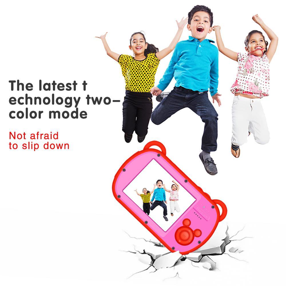 Caméra numérique Portable HD enfants étanche Anti-chute Anti-poussière caméra d'enregistrement vidéo enfants jouets