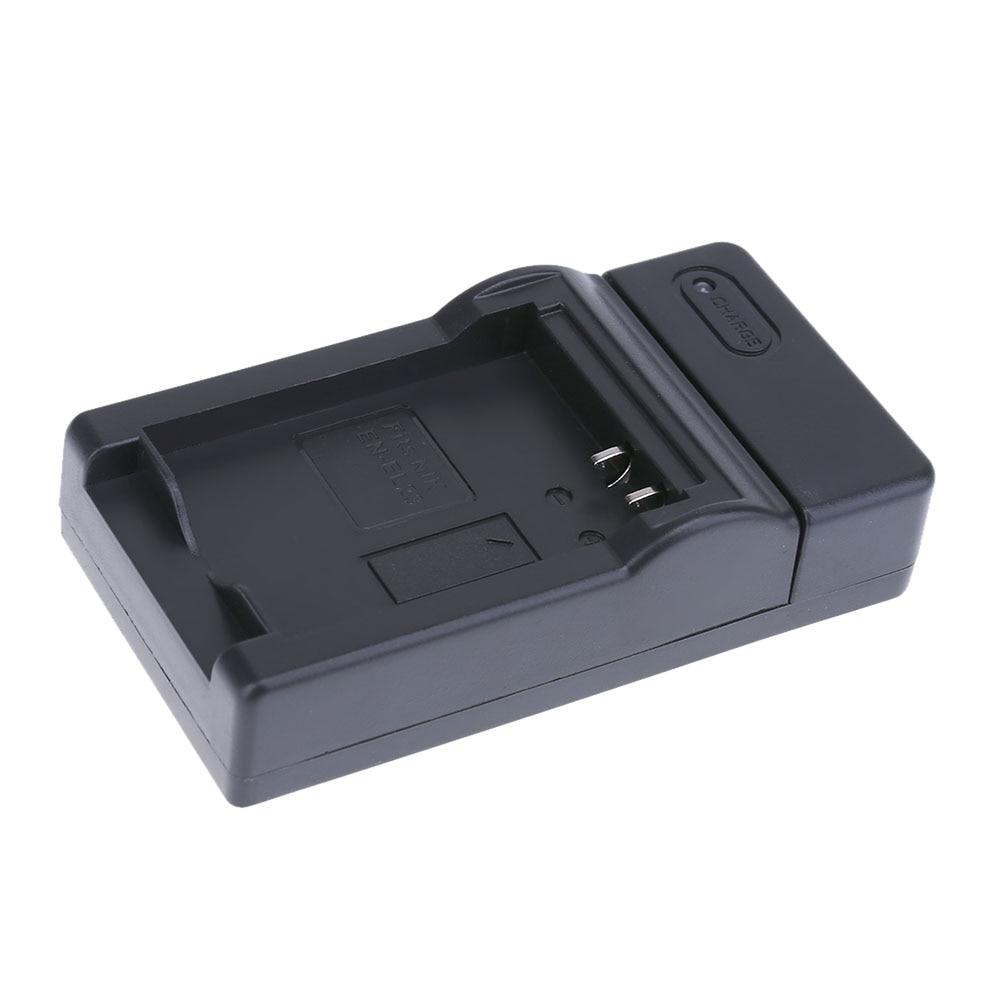 Portable USB Camera EN-EL23 Battery Charger for Nikon COOLPIX P600 P610 P900 COOLPIX S810c Series