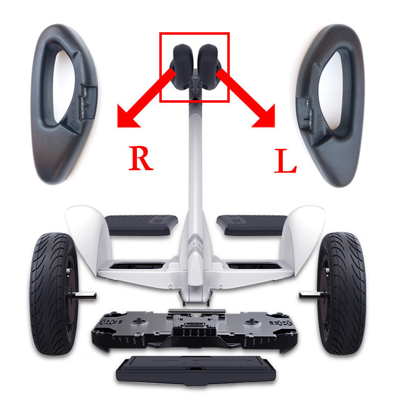 XIAOMI9 balance car parts, car handle, wheel hub side cover, front and rear lampshade, mudguard, rotating shaft seat 800g electronic balance measuring scale with different units counting balance and weight balance