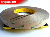 13mm 55M 0 17mm Thick 3M 9495LE High Performance Double Coated Adhesive Clear Tape For