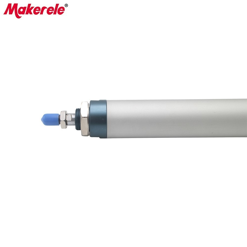 Small Pneumatic 32mm Cylinder Double Acting Type Aluminum Alloy Cylinder 250 Stroke Air Cylinders MAL32 250 CA in Pneumatic Parts from Home Improvement
