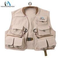 Maximumcatch Kids Fly Fishing Vest Hykids Youth Vest Pack 100 Cotton Fishing Vest For Fun