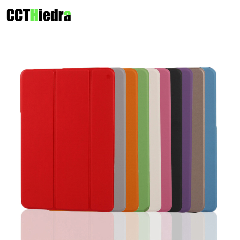For iPad 9.7 inch 2017 2018 Case PU Leather Smart Cover Cases Sleeping Wakup Slim Cover for iPad 2017 Case 9.7'' Skin Shell